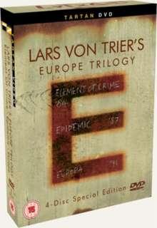 Lars von Trier's E-Trilogy (UK Import mit deutschen Untertiteln), 4 DVDs