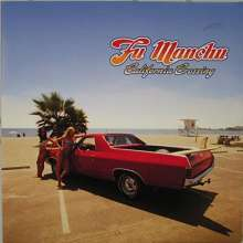 Fu Manchu: California Crossing (remastered) (Deluxe-Edition) (Colored Vinyl), 3 LPs
