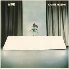 Wire: Chairs Missing (Special-Edition + Buch), 3 CDs