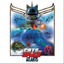 Cats In Space: Atlantis (Limited Edition) (Aqua Blue Vinyl), 2 LPs