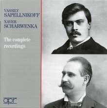Vasilli Sapellnikov - The Complete Recordings, 2 CDs