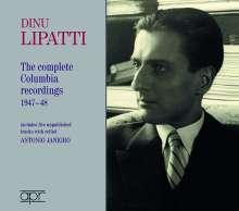 Dinu Lipatti - The Complete Columbia Recordings 1947/1948, 2 CDs