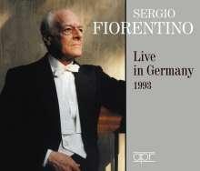 Sergio Fiorentino Live in Germany 1993, 2 CDs