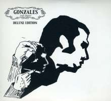 Gonzales: Solo Piano (Deluxe Edition) (CD + DVD), 1 CD und 1 DVD