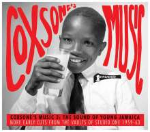 Coxsone's Music 2: The Sound Of Young Jamaica 1959-1963, 3 LPs