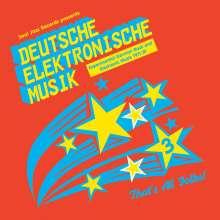 Deutsche elektronische Musik 3 (Experimental German Rock And Electronic Music 1971-81), 3 LPs