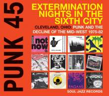 Punk 45: Extermination Nights In The Sixth City, CD