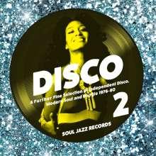 Disco 2: 1976-1980, 2 LPs