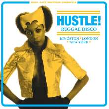 Hustle! (Expanded 2017 Edition), CD