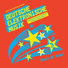 Deutsche elektronische Musik 3 (Experimental German Rock And Electronic Music 1971 - 1981), 2 CDs
