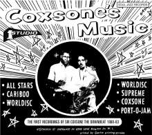 Coxsone's Music: The First Recordings Of Sir Coxsone The Downbeat 1960-62 (2), 2 LPs