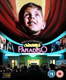 Cinema Paradiso (1989) (Theatrical & Director's Cut) (Blu-ray) (UK Import), 2 Blu-ray Discs