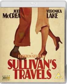 Sullivan's Travels (Blu-ray) (UK Import), Blu-ray Disc