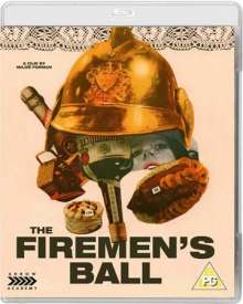 The Fireman's Ball (Blu-ray & DVD) (UK Import), 1 Blu-ray Disc und 1 DVD