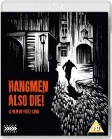 Hangmen Also Die (1942) (Blu-ray & DVD) (UK Import), 1 Blu-ray Disc und 1 DVD
