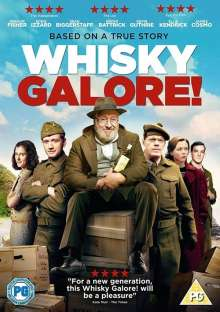 Whisky Galore (2016) (UK Import), DVD