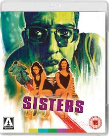 Sisters (1972) (Blu-ray) (UK Import), Blu-ray Disc