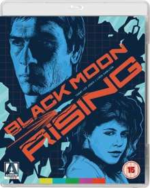 Black Moon Rising (1985) (Blu-ray) (UK Import), Blu-ray Disc