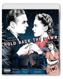 Hold Back The Dawn (1941) (Blu-ray) (UK Import), Blu-ray Disc