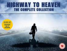 Highway To Heaven (UK Import), 30 DVDs