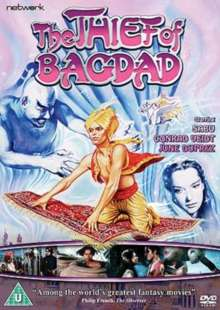 The Thief Of Bagdad (1940) (UK Import), DVD