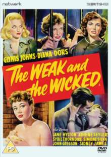 The Weak And The Wicked (1954) (UK Import), DVD