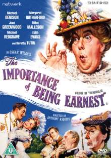 The Importance Of Being Earnest (1952) (UK Import), DVD