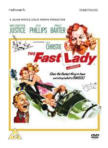 The Fast Lady (1963) (UK Import), DVD