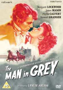 The Man In Grey (1943) (UK Import), DVD