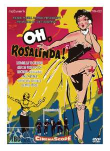 Oh... Rosalinda!! (1955) (UK Import), DVD