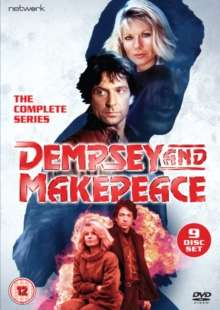 Dempsey And Makepeace Season 1-3 (UK Import), 9 DVDs