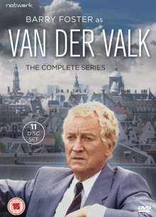Van der Valk: The Complete Series (UK Import), 11 DVDs