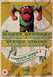 Monty Python's Flying Circus Series 2 (UK Import mit deutschen Untertiteln), 3 DVDs