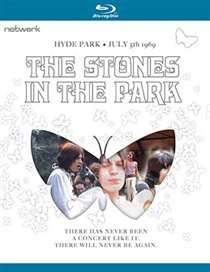 The Rolling Stones: The Stones In The Park 1969, Blu-ray Disc