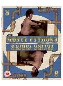 Monty Python's Flying Circus Series 3 (Blu-ray) (UK Import mit deutschen Untertiteln), 2 Blu-ray Discs