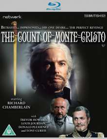 The Count Of Monte Christo (1974) (Blu-ray) (UK Import), DVD