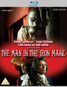The Man in the Iron Mask (1977) (Blu-ray) (UK Import), DVD