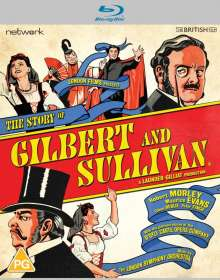 The Story Of Gilbert And Sullivan (1953) (Blu-ray) (UK Import), Blu-ray Disc