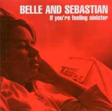 Belle & Sebastian: If You're Feeling Sinister, CD