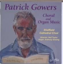 Patrick Gowers (1936-2014): Chorwerke & Orgelmusik, CD