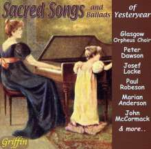 Sacred Songs & Ballads of Yesteryear, CD