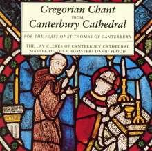 Gesänge z.Fest d.St.Thomas von Canterbury, CD