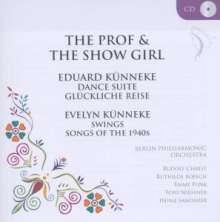 Eduard Künneke (1885-1953): Glückliche Reise (Ausz.), CD