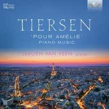Yann Tiersen (geb. 1970): Klavierwerke »Pour Amelie« (180g), 2 LPs