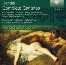 Georg Friedrich Händel (1685-1759): Sämtliche Kantaten Vol.4, CD
