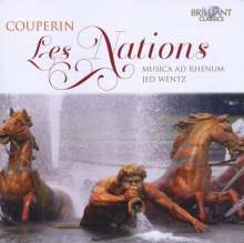 Francois Couperin (1668-1733): Les Nations, 2 CDs