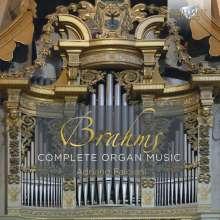 Johannes Brahms (1833-1897): Sämtliche Orgelwerke, CD