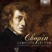 Frederic Chopin (1810-1849): Chopin - Complete Edition, 17 CDs