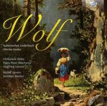 Hugo Wolf (1860-1903): Italienisches Liederbuch, 2 CDs