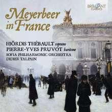 Giacomo Meyerbeer (1791-1864): Meyerbeer in France, CD